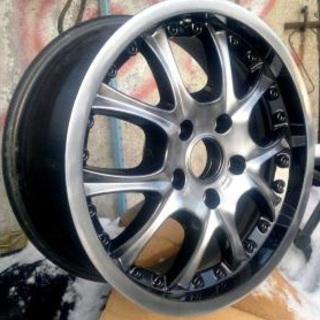 Разборные двухцветные диски Hyundai