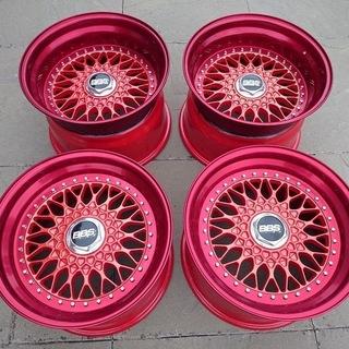Эксклюзивная покраска автомобильных дисков